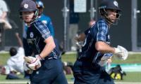 Scotland enjoy landmark win over Sri Lanka