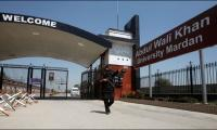 Mashal killing: Mardan varsity reopens amid tight security