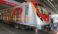 CPEC: First Orange Line Metro train to reach Pakistan in July