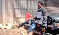 Indian army honours officer who tied Kashmiri man to his jeep