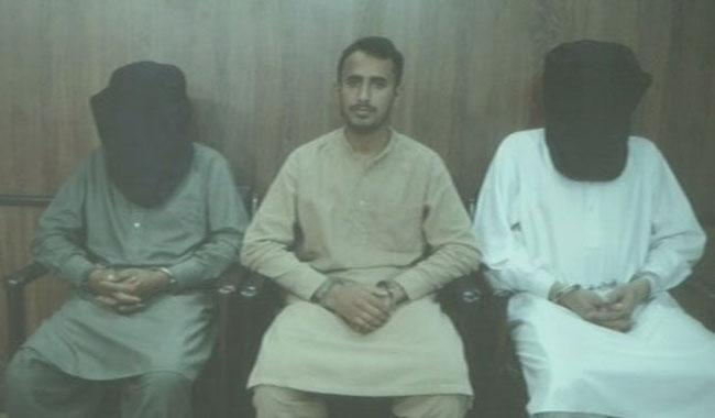 Three dreaded terrorists involved in heinous activities arrested: Sarfraz