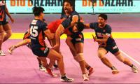 Stubborn India says Pakistan players won't be allowed in Kabaddi league