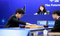 Google's AIphaGo programme beats top-ranked Go player