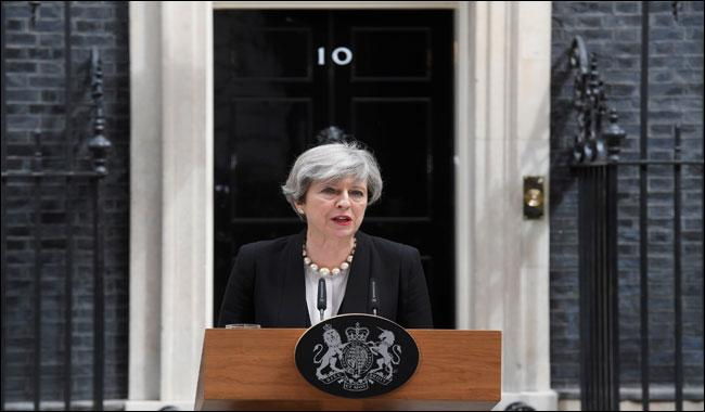 """British PM warns new attack """"may be imminent"""" after Manchester carnage"""