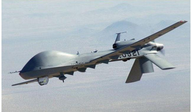 Suspected US drone strike targets Pakistani Taliban militants in N. Waziristan