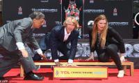 $6 bn man Michael Bay honored by Hollywood