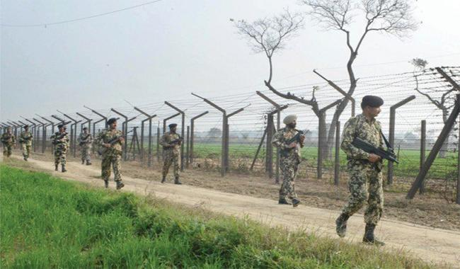 Indian Army claims of destroying LoC posts false: Pak