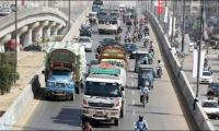 Supreme Court sets aside SHC orders regarding heavy traffic ban in Karachi