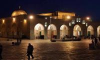 Masjid Al-Aqsa meets Ramazan with holy Quran and lights