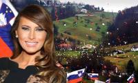 Melania factor boosts tourism in Slovenia