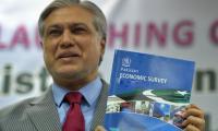 Dar presents Economic Survey: 'decade's highest growth of 5.3% achieved'