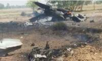 PAF training jet crashes near Mianwali