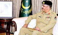 Gen Zubair meets Turkish chief of general staff