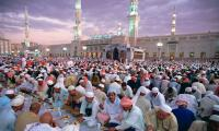 Ramzan to begin in Saudi Arabia from Saturday