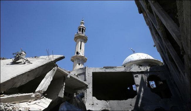 Air strike in east Syria kills 35 civilians