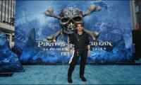 Johnny Depp sets sail in fifth 'Pirates' film
