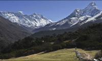 Cargo plane crashes near Mount Everest, 3 injured