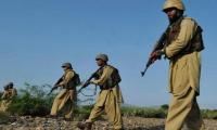 Raddul Fasaad: FC seize cache of weapons in Dera Bugti