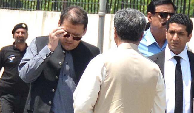 Inside story: Hussain Nawaz's two hours with JIT