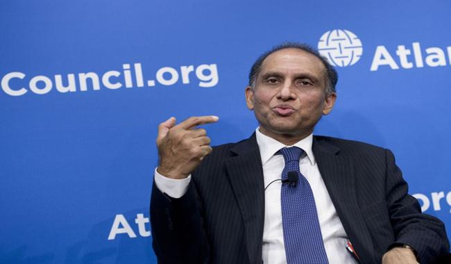 Aizaz Chaudhry invites US energy companies to invest in Pakistan