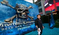 'Pirates of the Caribbean' tops US box office