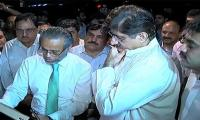 Sindh CM pays surprise visit to various parts of Karachi