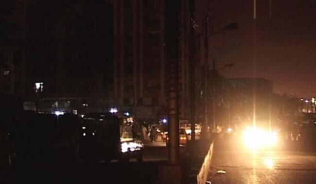power breakdown in karachi Two 500kv grid stations trip due to technical fault karachi swelters as power  supply wavers heatwave hits port city as k-electric increases load-shedding.