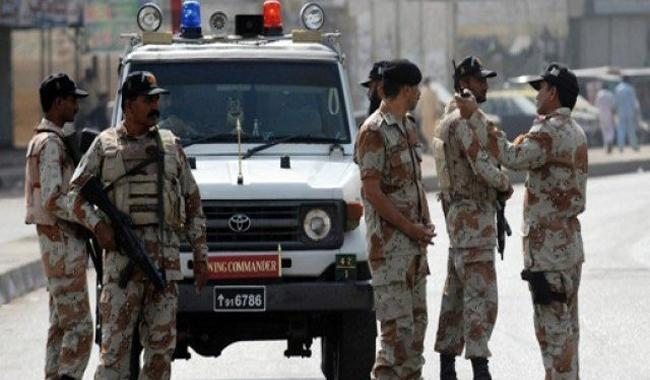 Rangers appeals Karachiites to expose elements trying to collect zakat, fitrana under duress