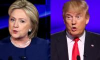 Trump and Hillary trade jabs in Twitter skirmish