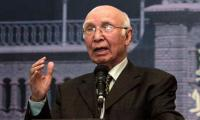 Raheel Sharif's presence in Islamic Military Alliance to ensure balance: Sartaj Aziz