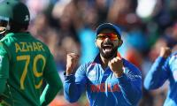 India savours ´Mother of all Mismatches´ against Pakistan