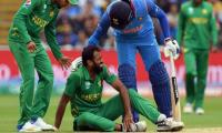 Injured Wahab ruled out of ICC Champions Trophy