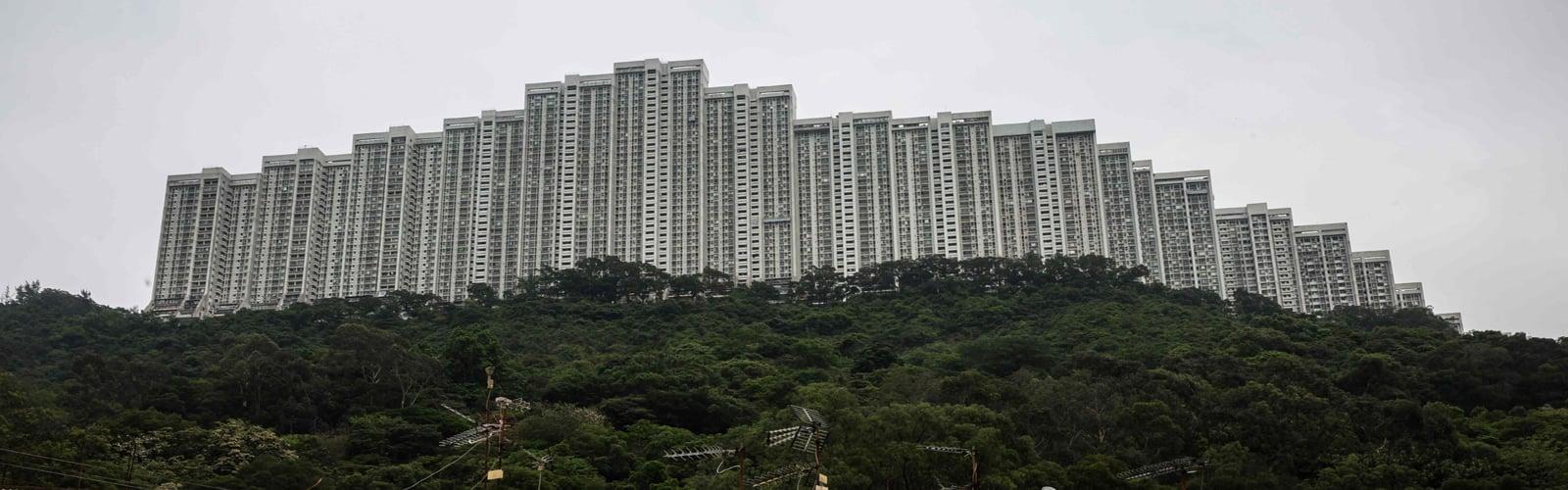 Wonderland Villas: A tale of Hong Kong´s property rollercoaster