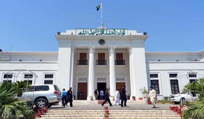 KP govt unveils Rs603 billion tax free budget