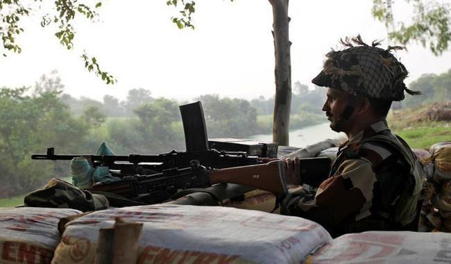 LoC: Indian forces open fire in Nakyal, Kiyani sectors