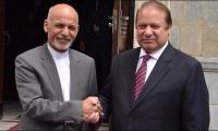 PM Nawaz, Afghan President discuss bilateral relations