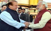 Nawaz, Modi exchange greetings at Kazakhstan summit