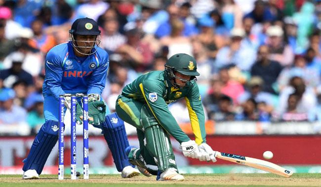 Champions Trophy: India face Proteas challenge in do-or-die clash