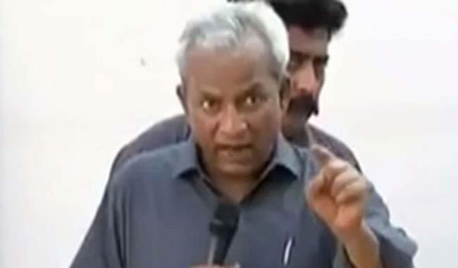 President PMLN cancels Nihal Hashmi's party membership