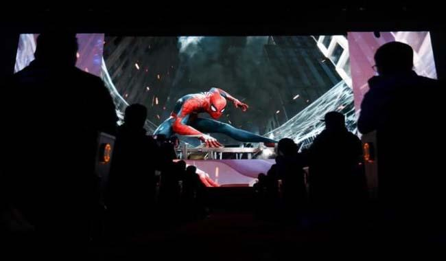 New 'Spider-man' Playstation game unveiled