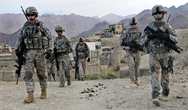 Mattis to decide troop levels in Afghanistan