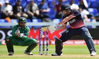 Champions Trophy: Pakistan win toss, opt to field against England in first semis