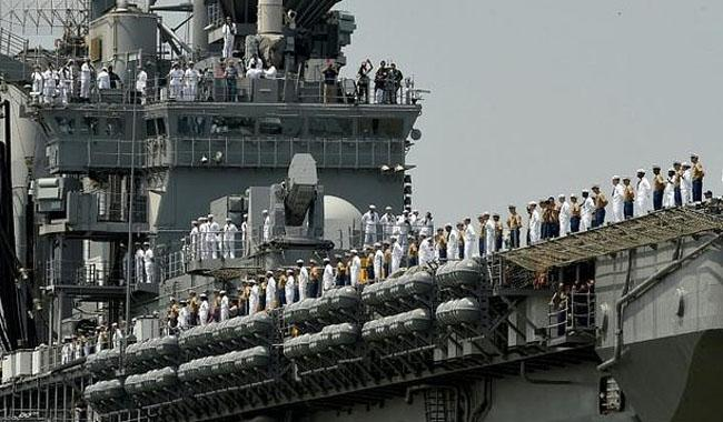 US Navy accuses Iranian vessel of dangerous activity