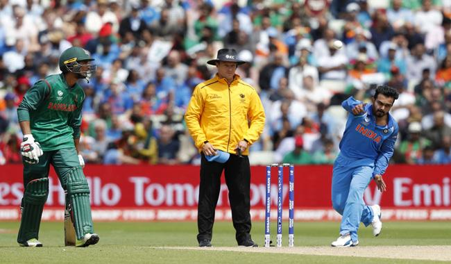 Jadhav credits Dhoni for his game-changing spell against Bangladesh