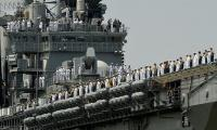 US Navy accuses Iranian vessel of dangerous activity