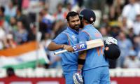 India cruise past Bangladesh to set up final with Pakistan