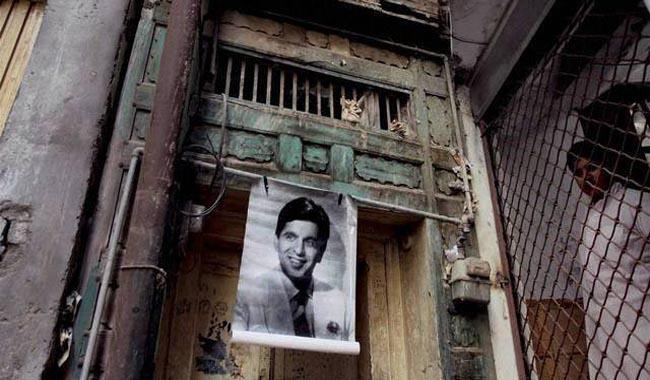 Dilip Kumar's ancestral house in Peshawar collapses, Govt to build replica