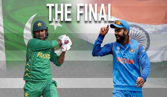 Champions Trophy Final: Punters peg India as favorite