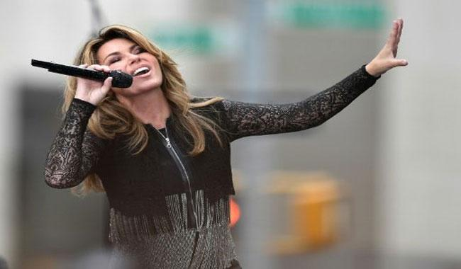 After losing voice, Shania Twain announces comeback