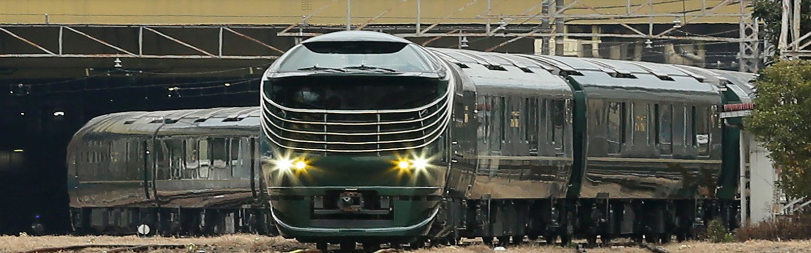 Luxury on the rails in train-mad Japan